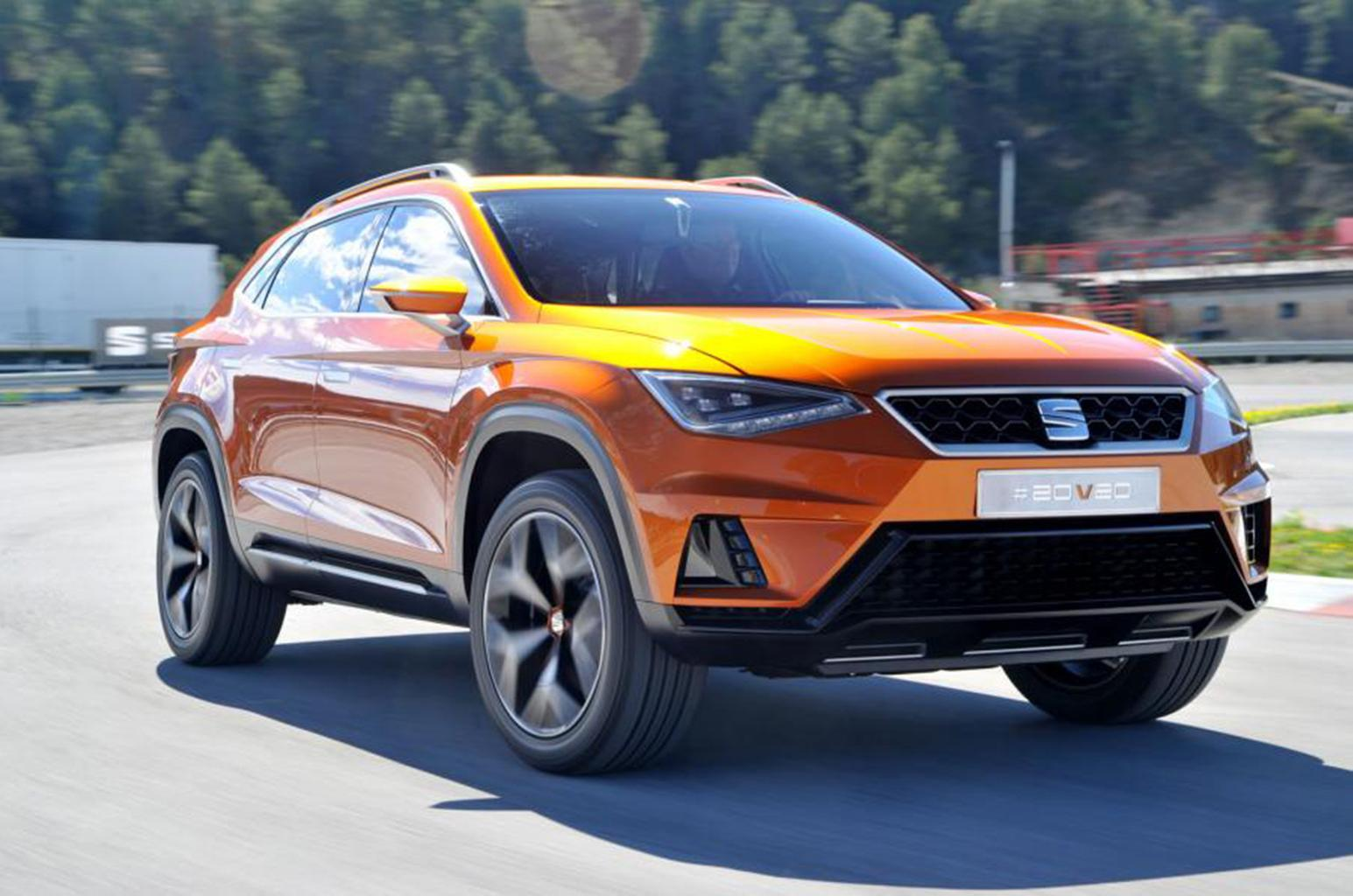 2018 Seat SUV –price, specs and release date