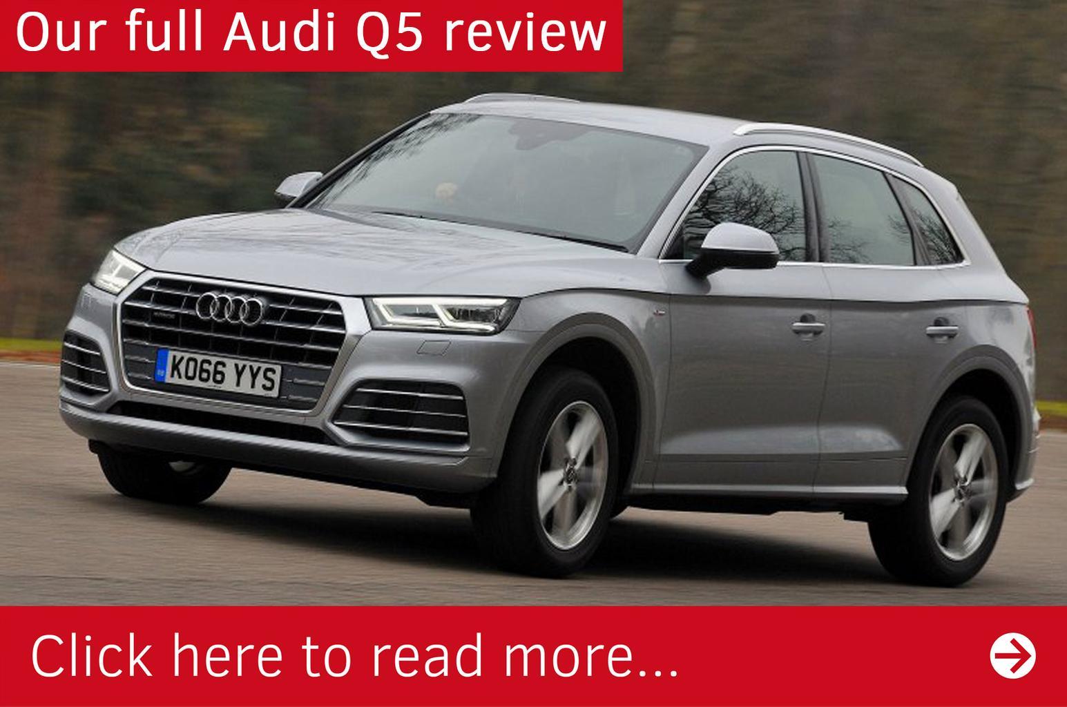 Audi Q5 long-term test review