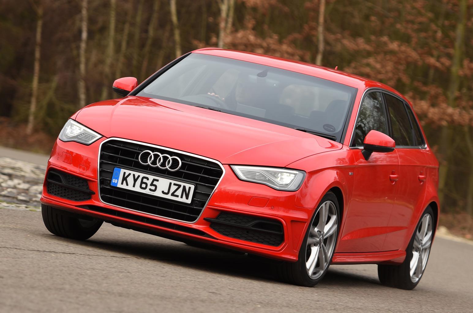 Audi A3 Sportback vs BMW 1 Series vs Infiniti Q30: Verdict