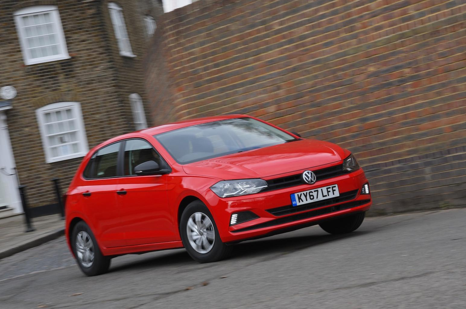 2018 Volkswagen Polo 1.0 65 S review – prices, specs and release date