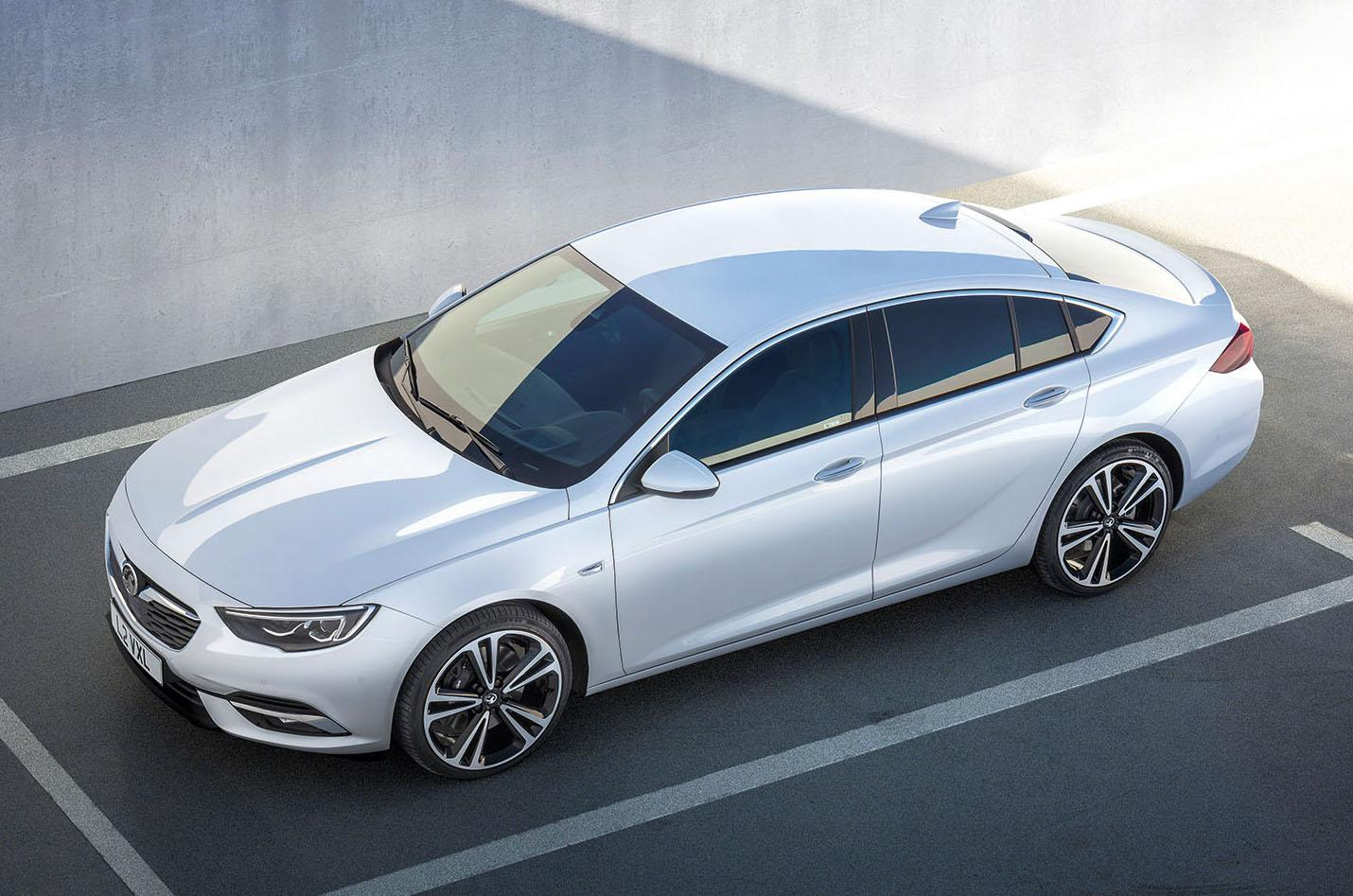 2017 Vauxhall Insignia Grand Sport pricing revealed