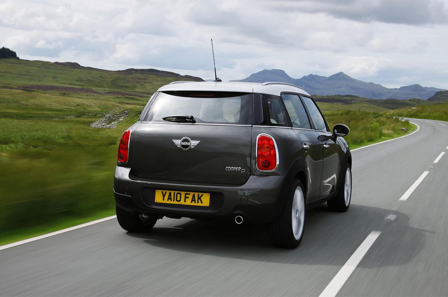 Used car of the week: Mini Countryman