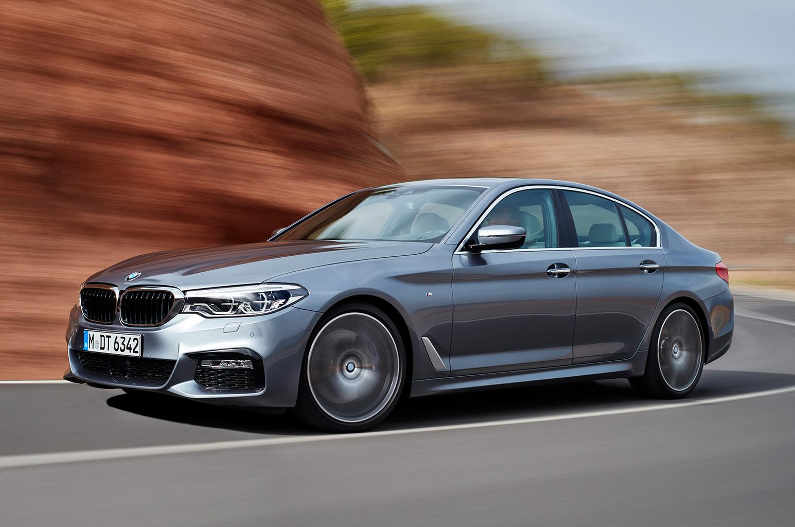 True MPG: best executive and luxury cars 2018