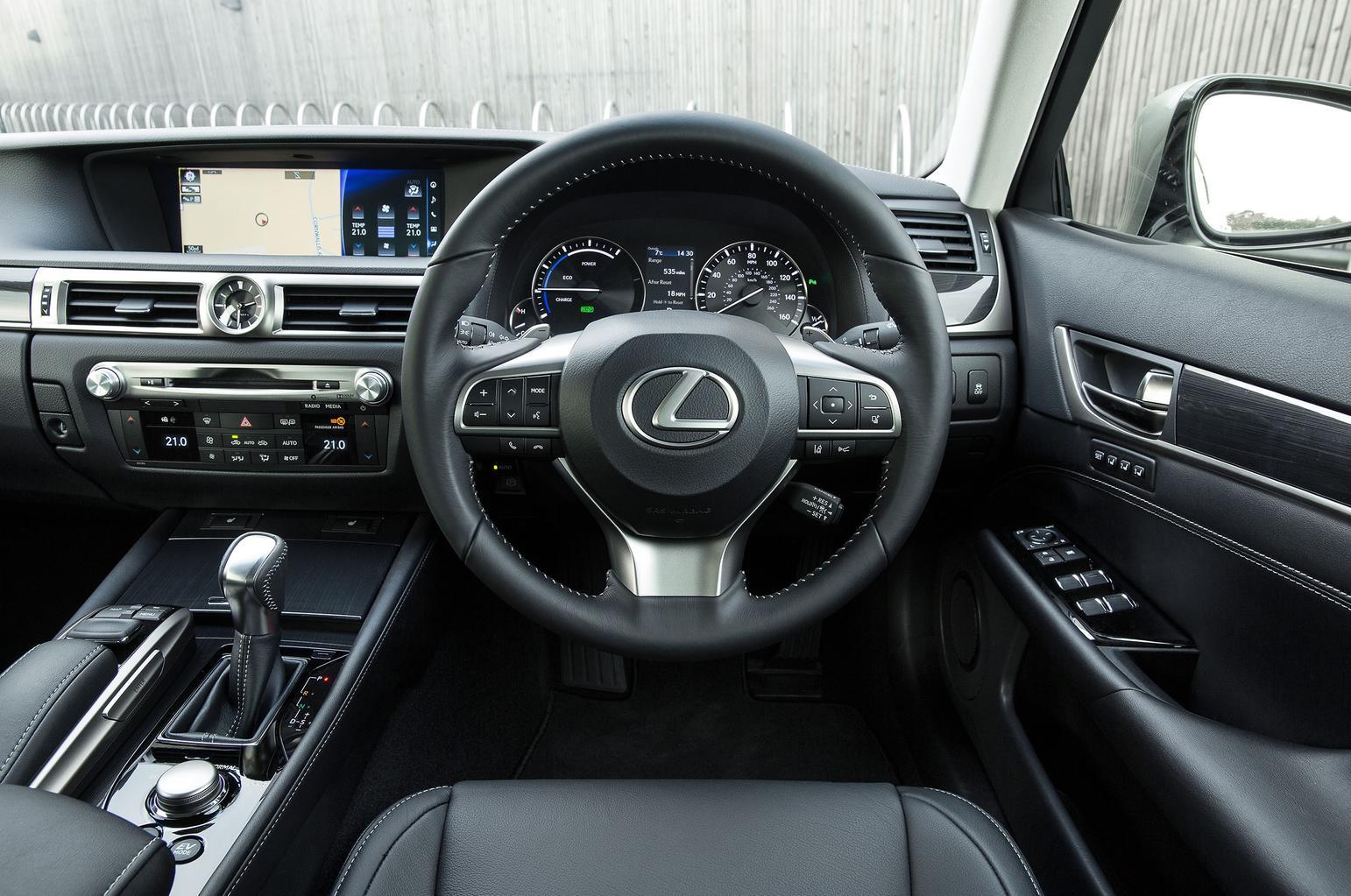 2016 Lexus GS450h review