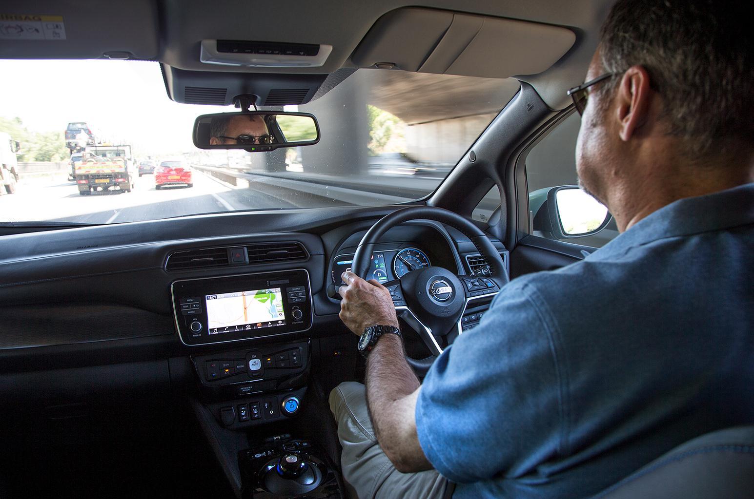 Nissan Leaf long-term test review
