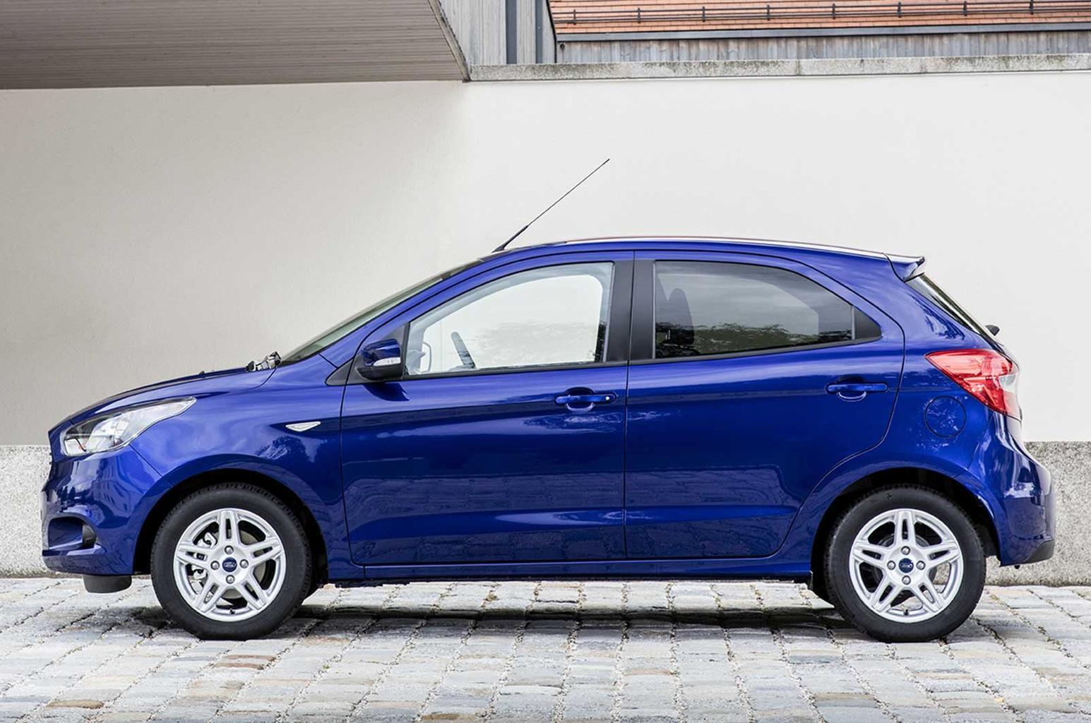 New Ford KA+ to rival Vauxhall Viva and Dacia Sandero