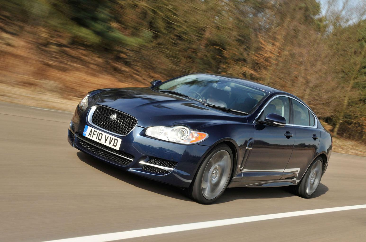 Jaguar XF – Rewind Wednesday