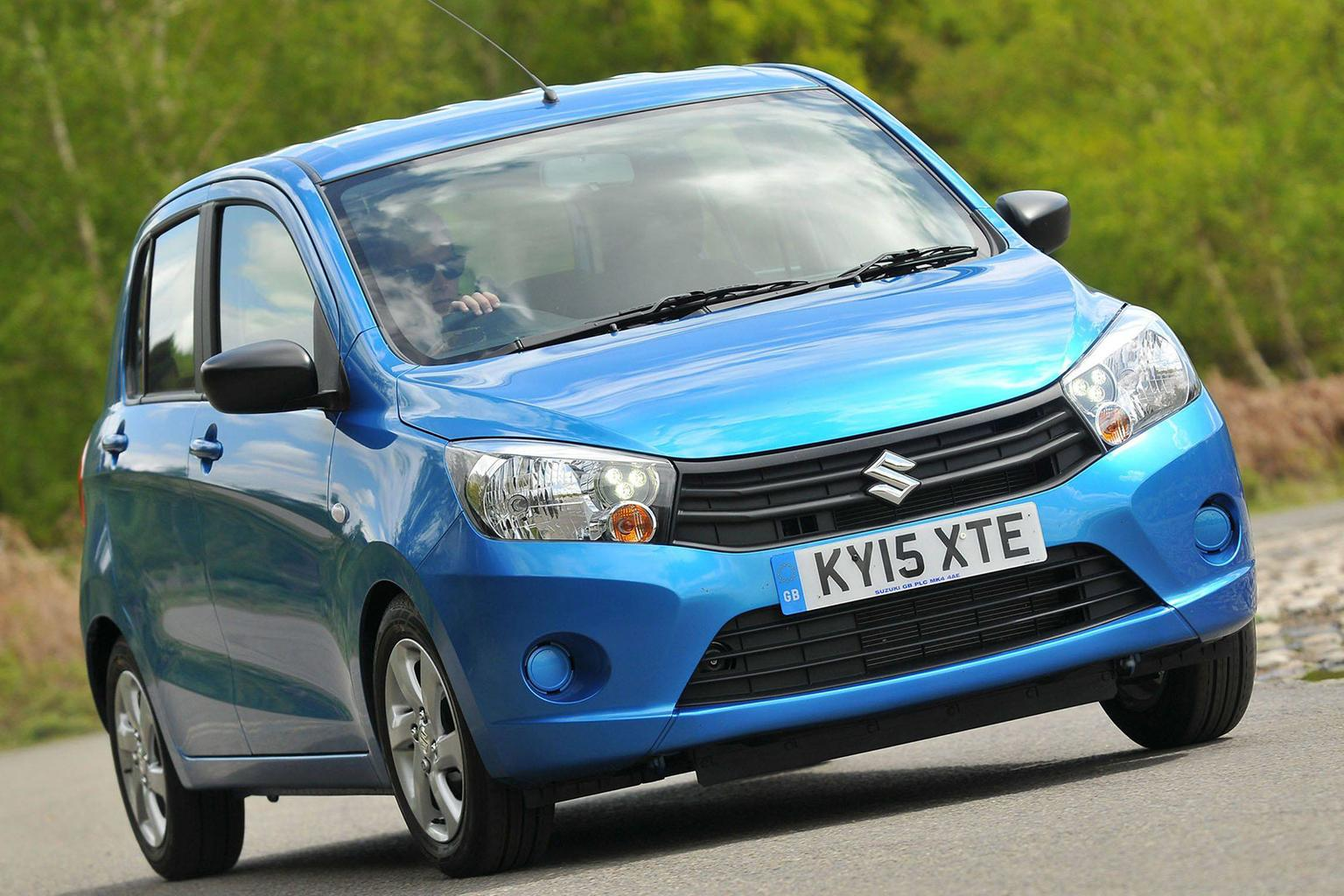 Real-world MPG: the most efficient small petrol cars