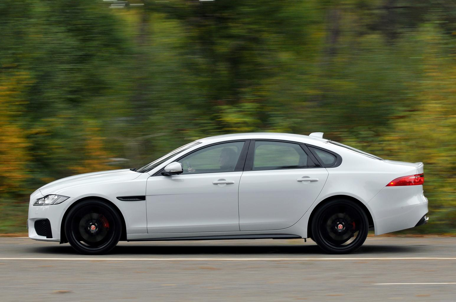 New Jaguar XF vs Audi A7 Sportback vs BMW 5 Series