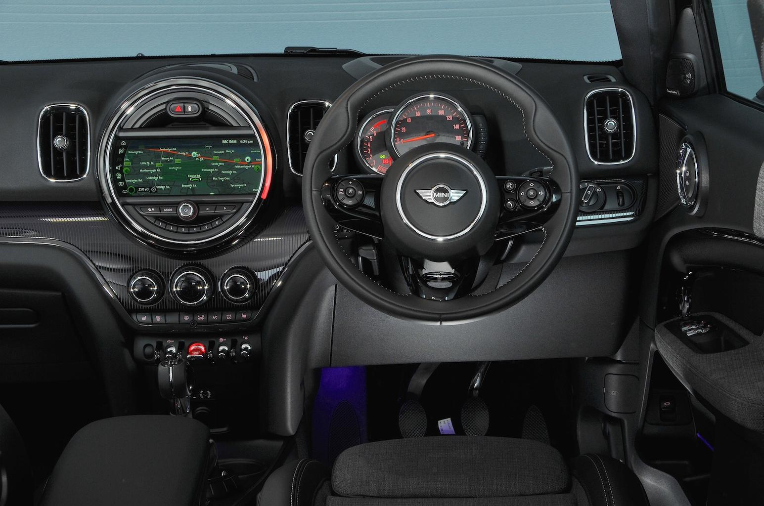 2017 Mini Countryman Cooper review - price, specs and release date