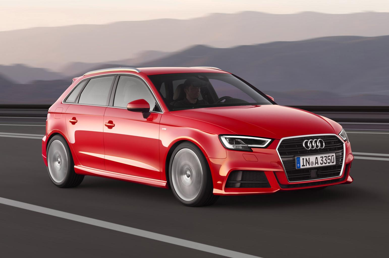 2016 Audi A3 facelift revealed