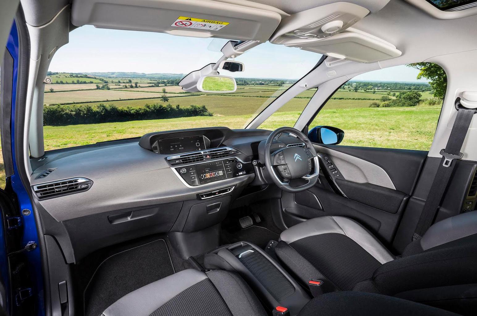 2016 Citroën C4 Picasso 1.2 Puretech 130 review
