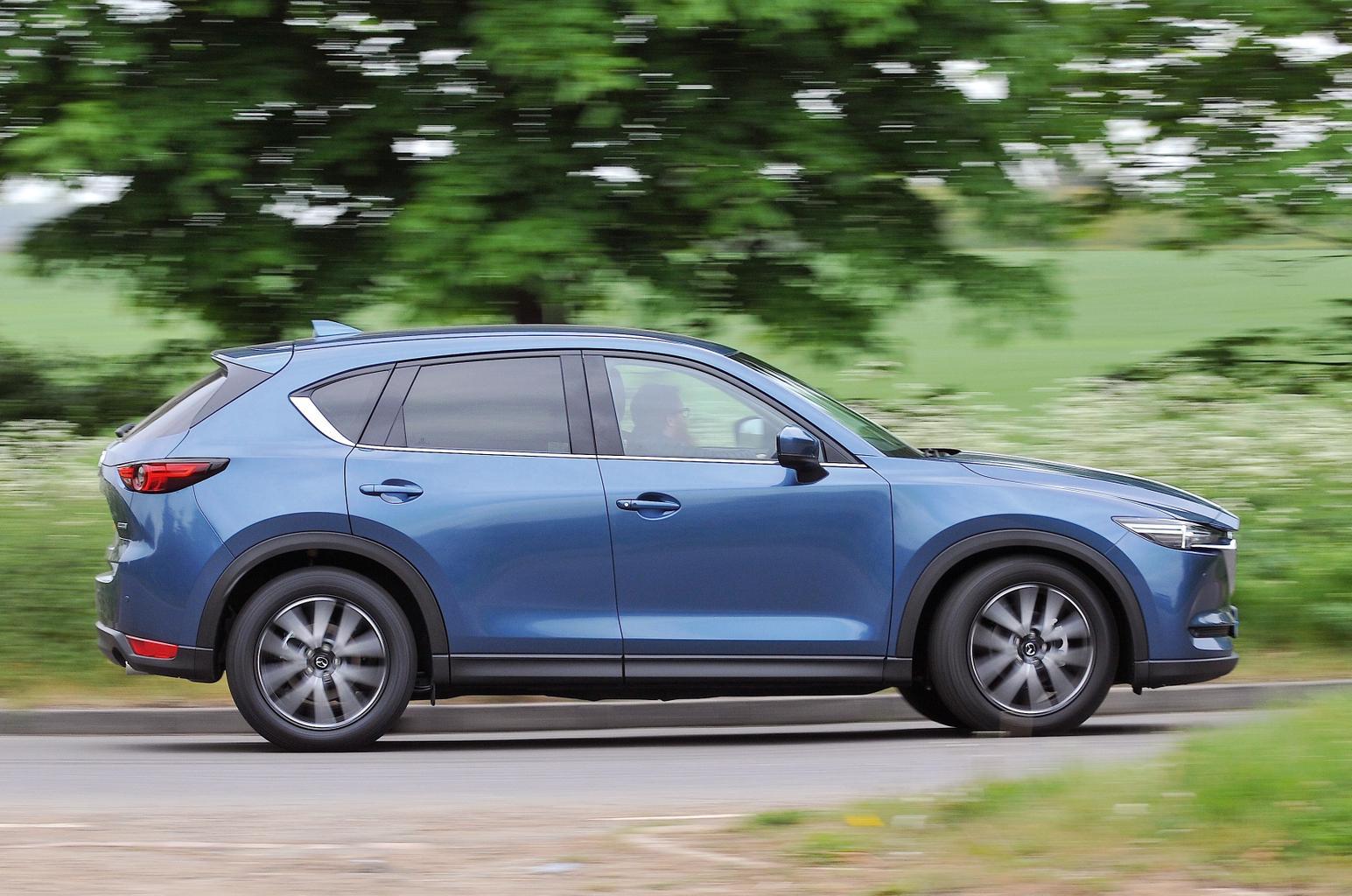 New Mazda CX-5 & Ford Kuga vs Skoda Kodiaq