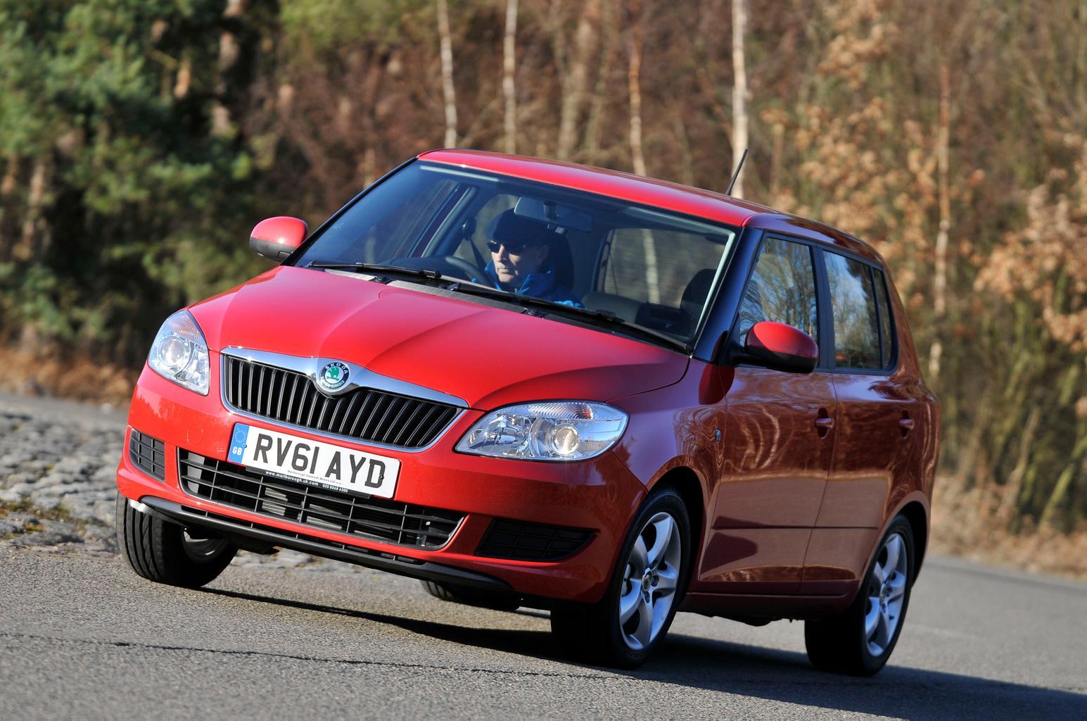 Used test: Chevrolet Aveo vs Skoda Fabia vs Suzuki Swift