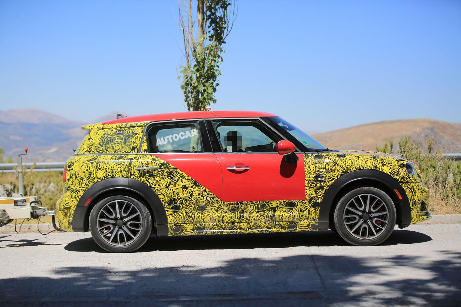 New Mini Countryman - everything you need to know