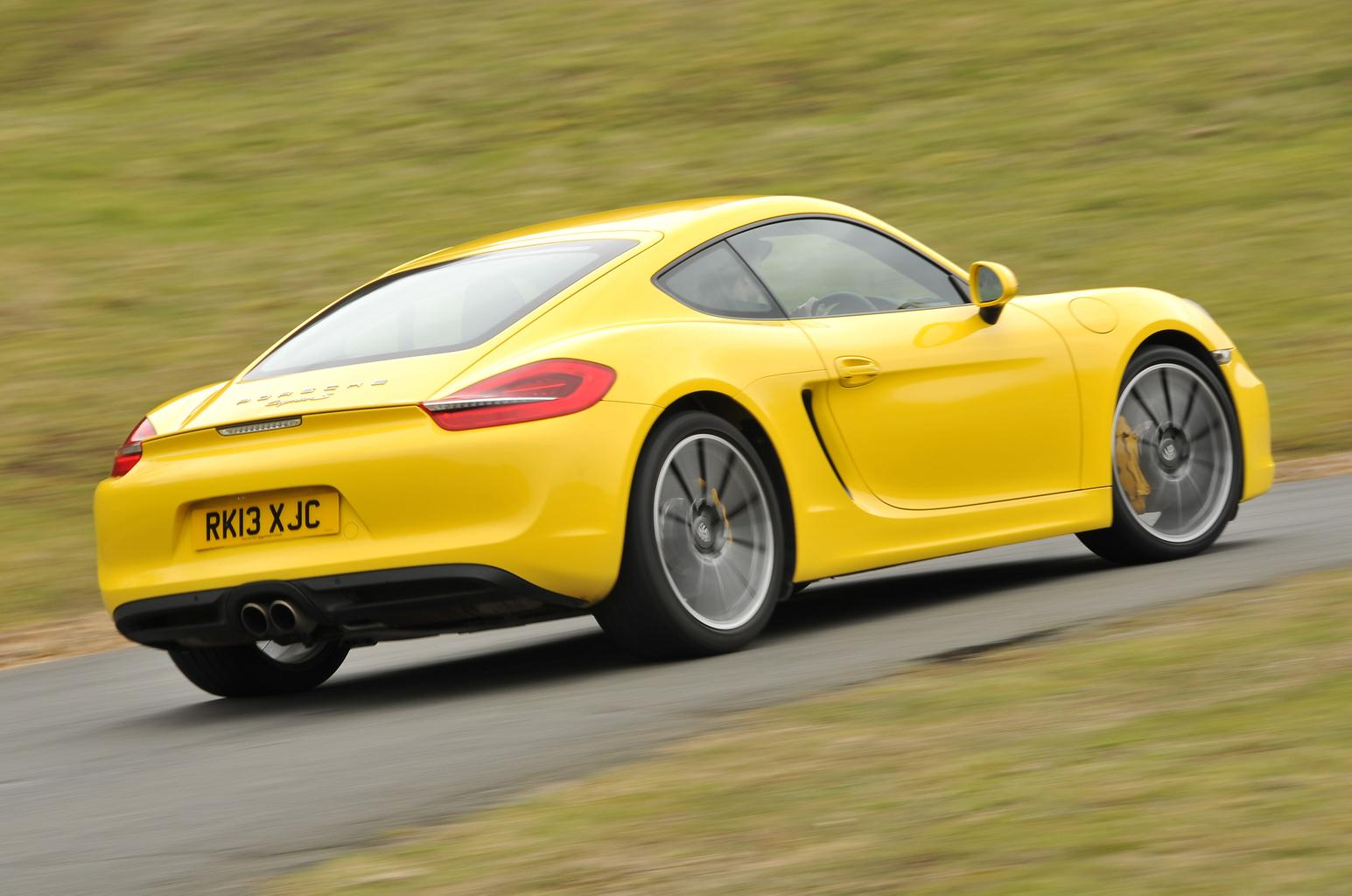 Best used Porsches