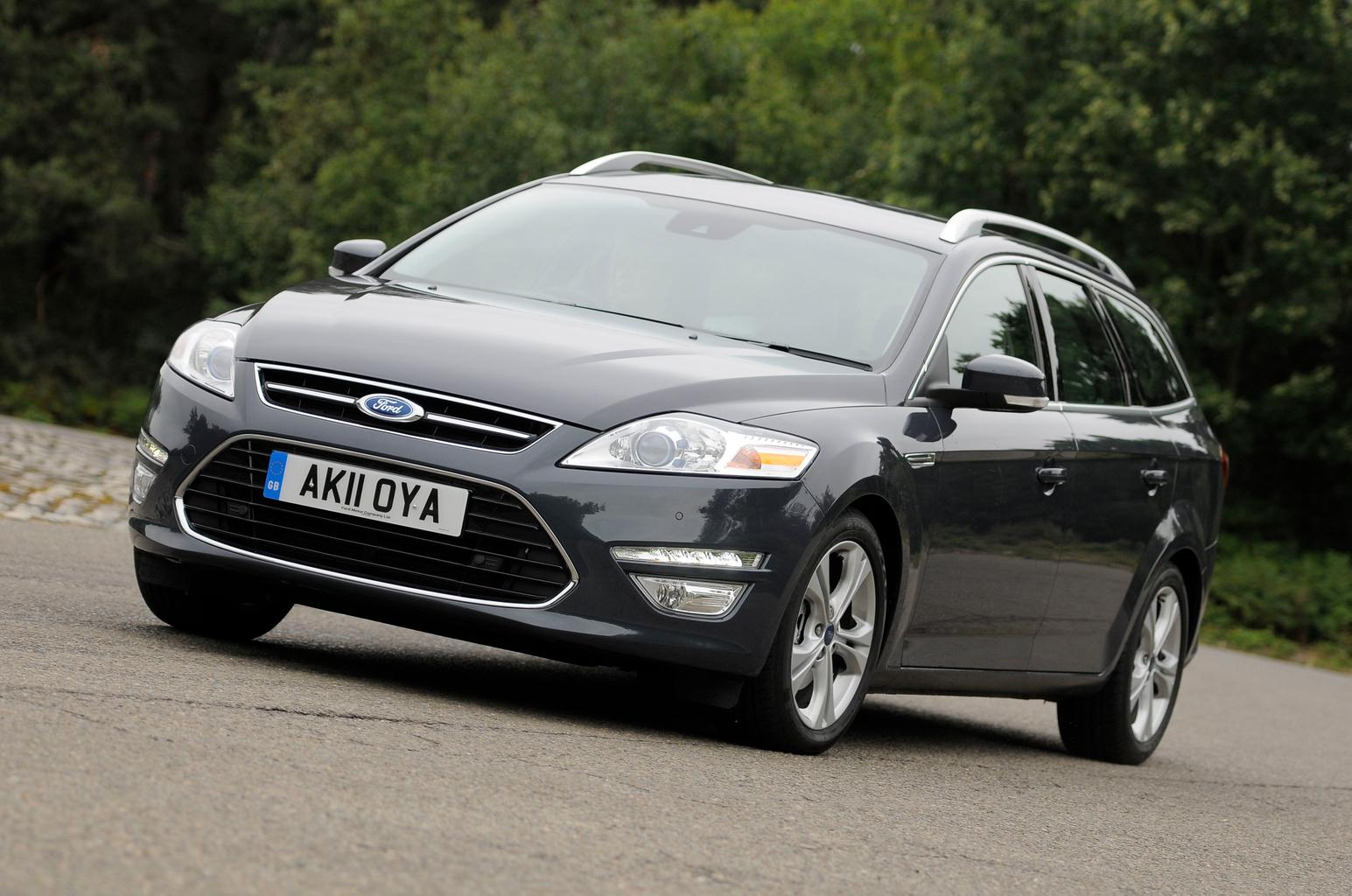Used estate cars tested: Ford Mondeo vs Skoda Superb vs Peugeot 508