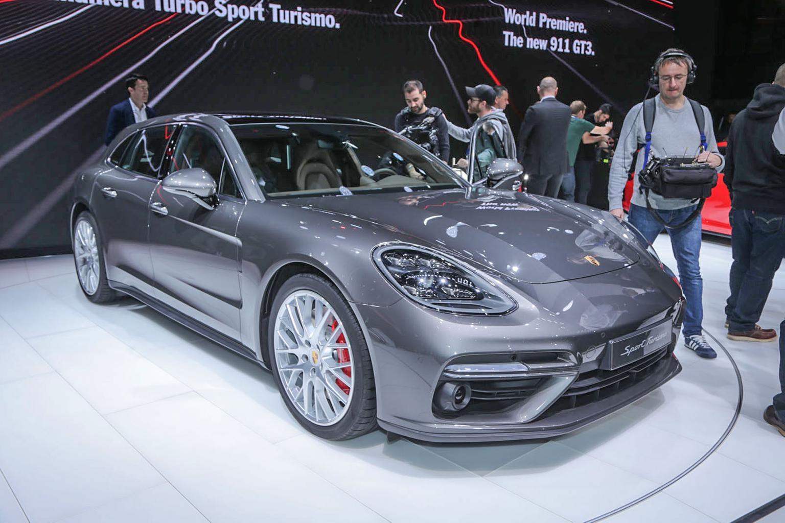 Geneva motor show 2017 - our star cars
