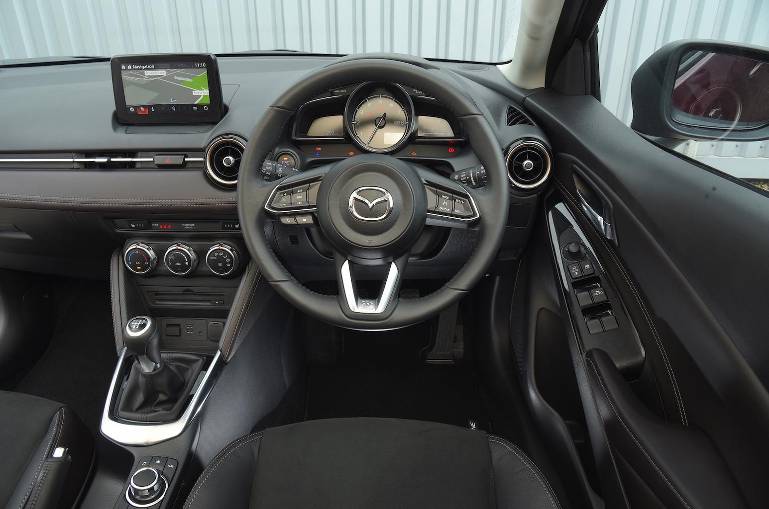 Mazda 2 1.5 Skyactiv-G 90 GT 2017 review