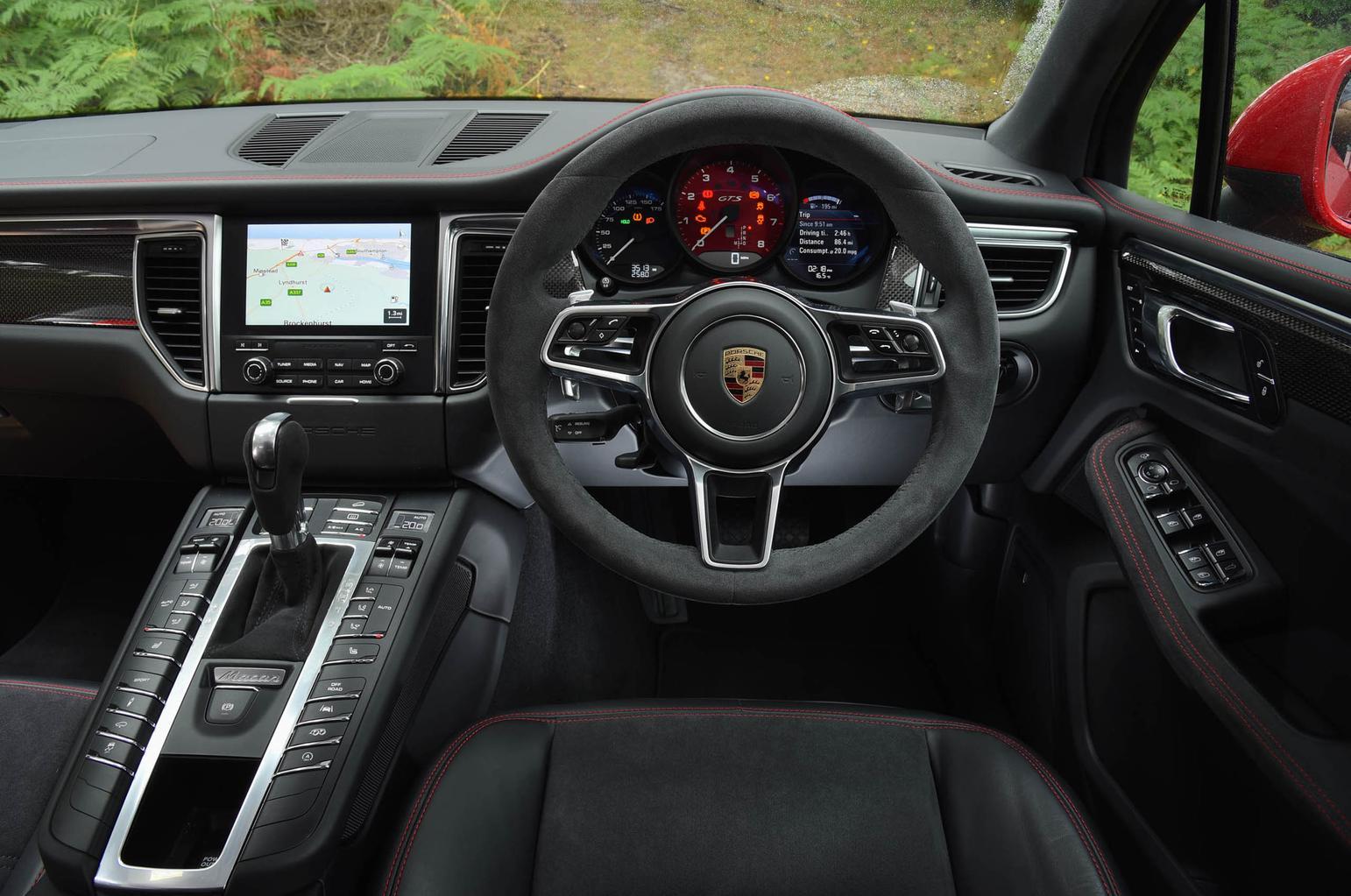 2016 Porsche Macan GTS review