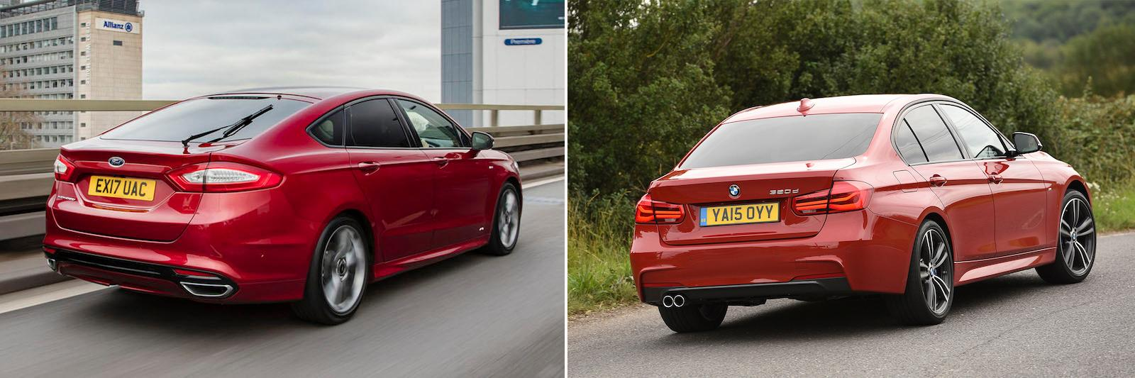 New Ford Mondeo vs used BMW 3 Series: which is best?