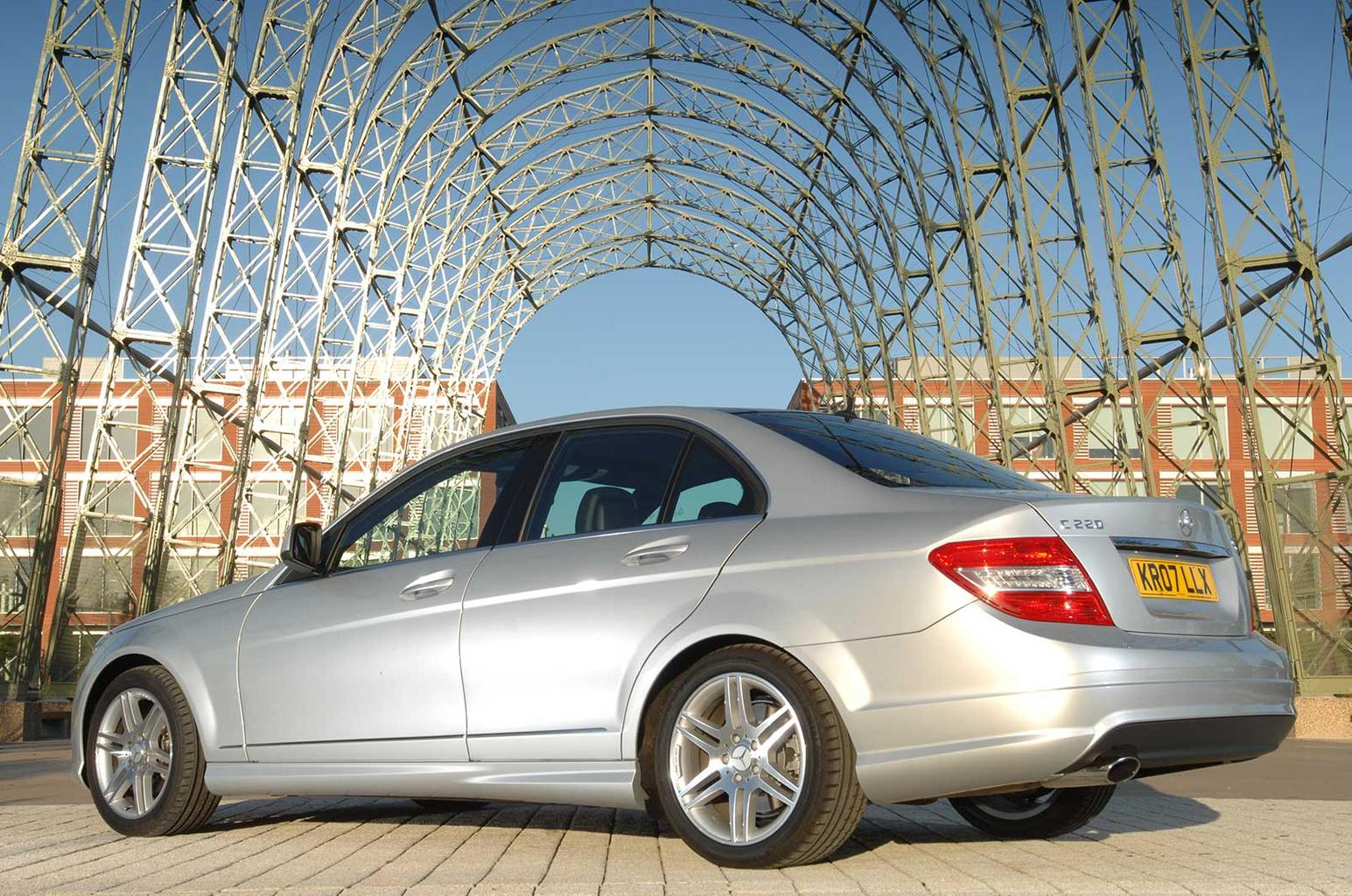 Used car of the week: Mercedes C-Class