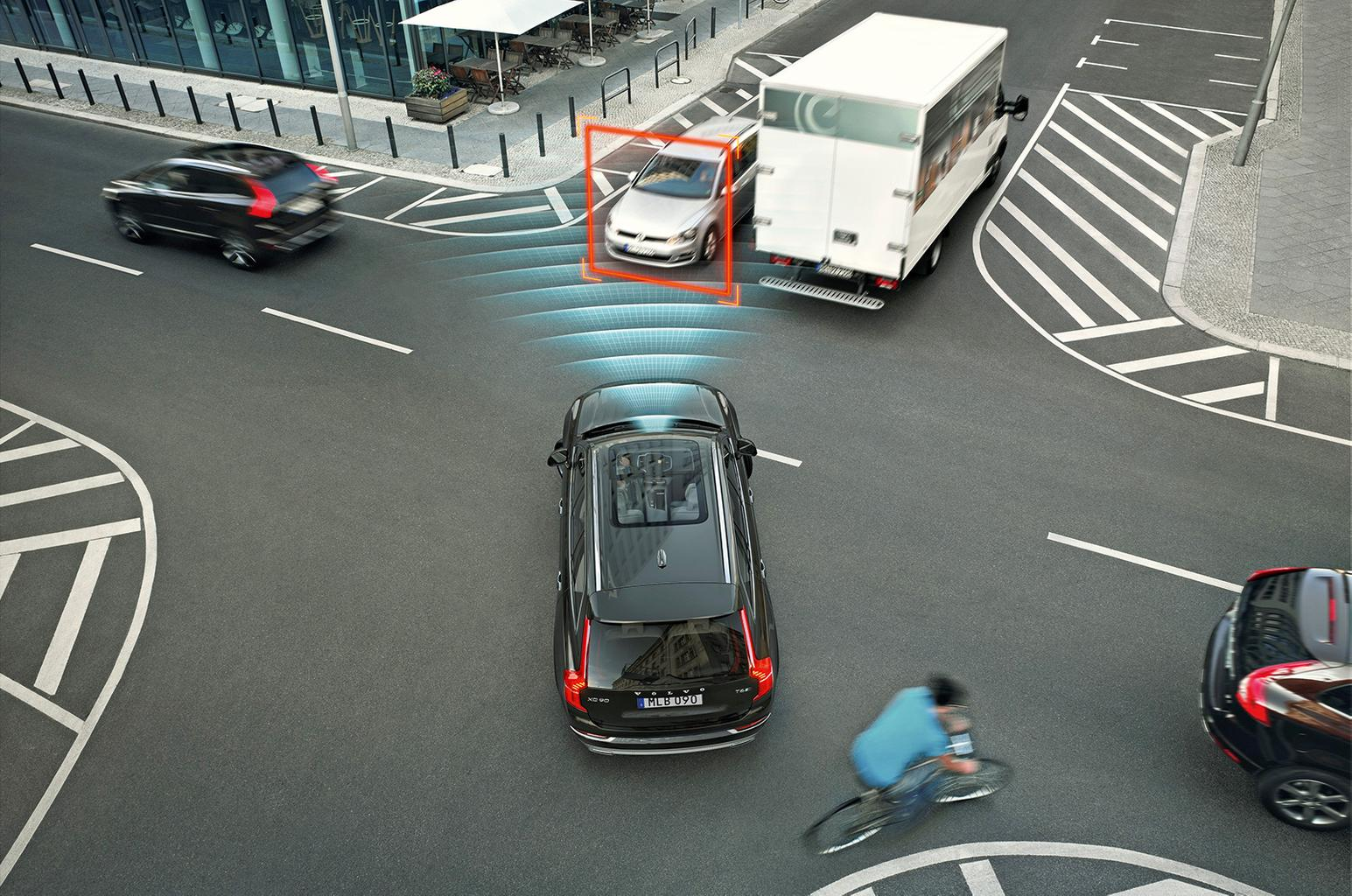 Car safety technology - how it could save your life
