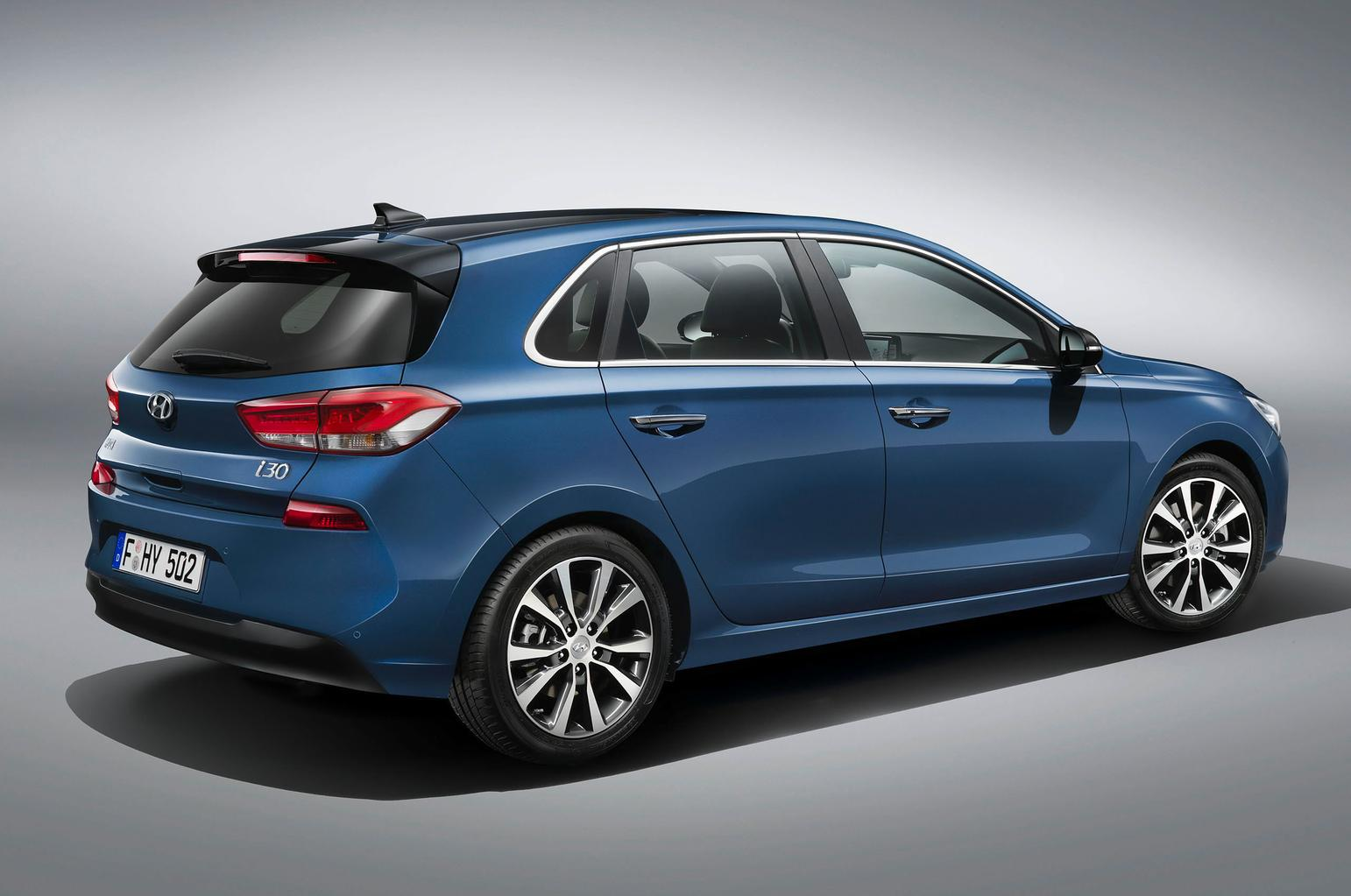 New Hyundai i30 to cost from £16,995