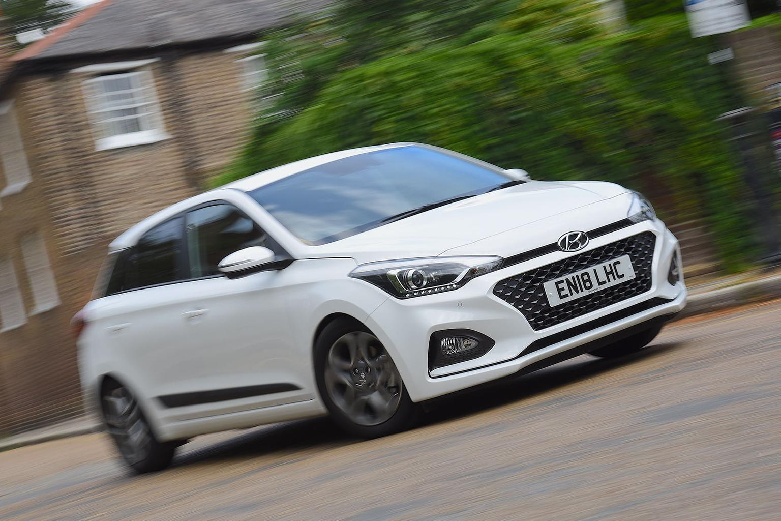 New Hyundai i20 vs Seat Ibiza