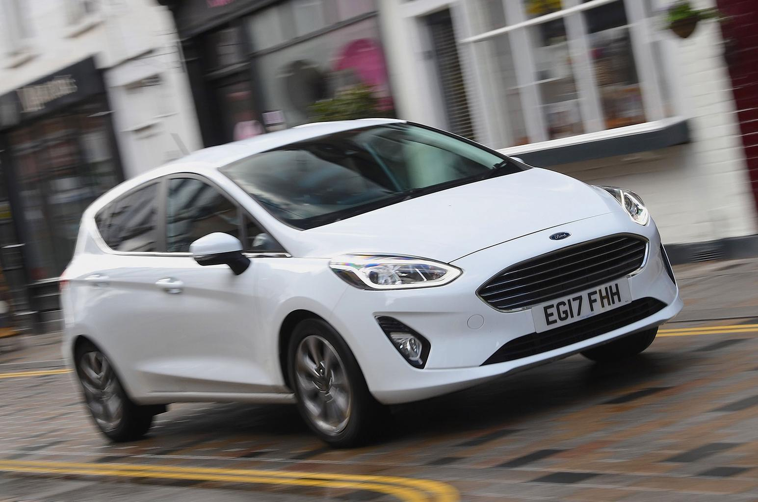 Ford Fiesta long-term test review