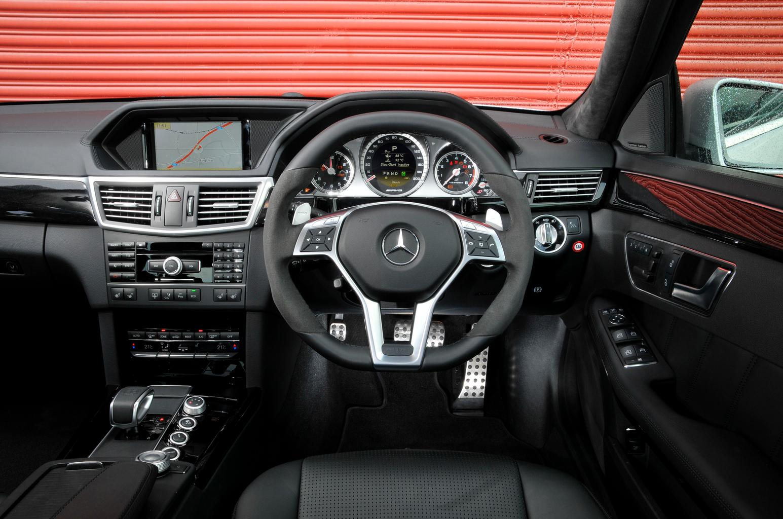 Used test – super saloons: BMW M5 vs Mercedes E63 AMG