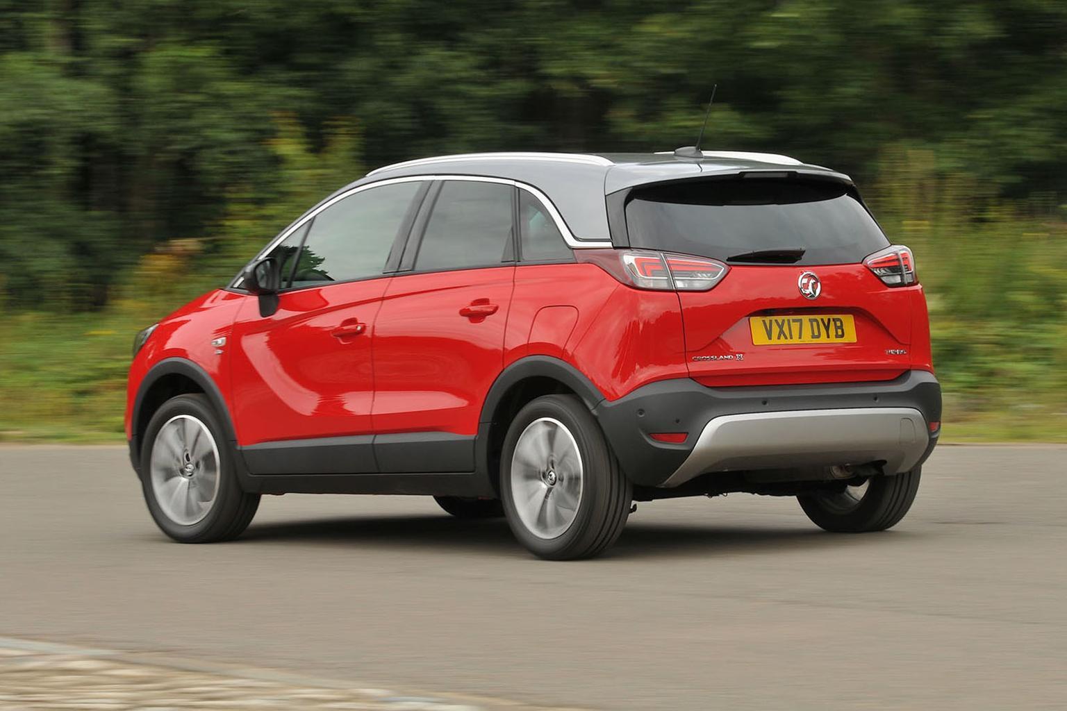 New Vauxhall Crossland X & Renault Captur vs Suzuki Vitara