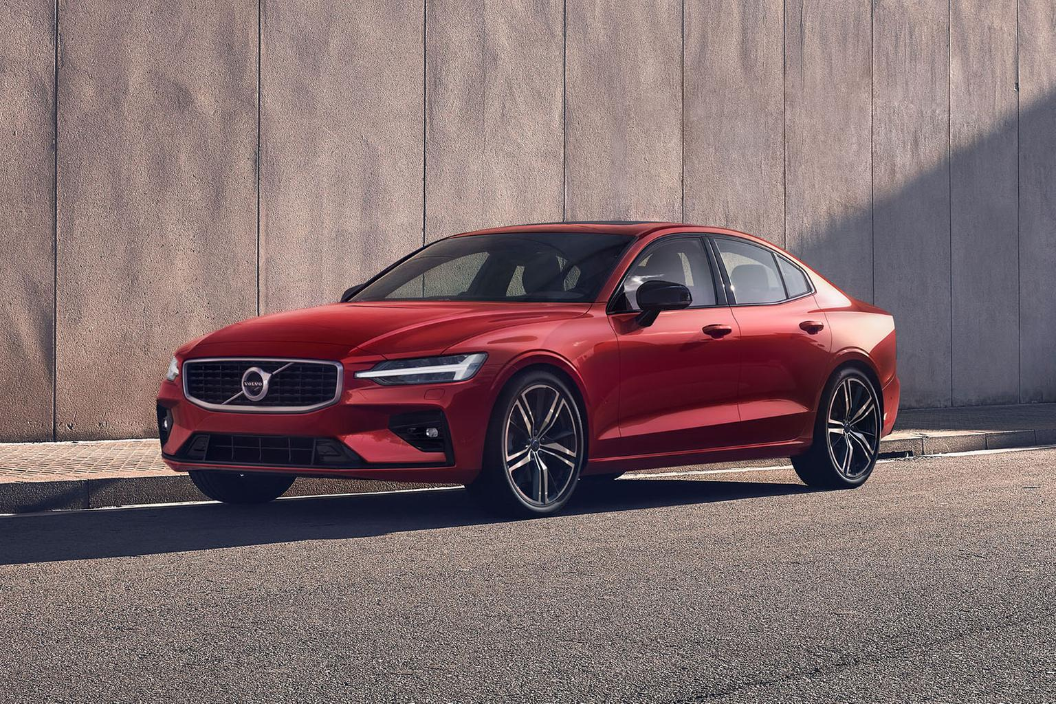 2019 Volvo S60 – price, specs and release date
