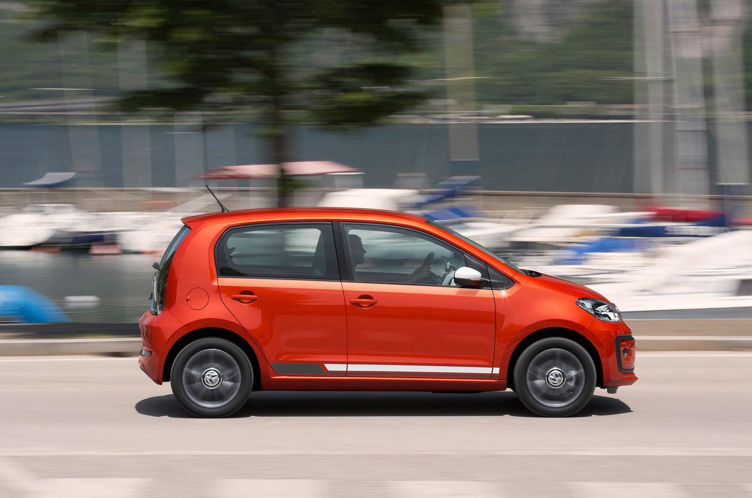 2016 Volkswagen Up 1.0 TSI review