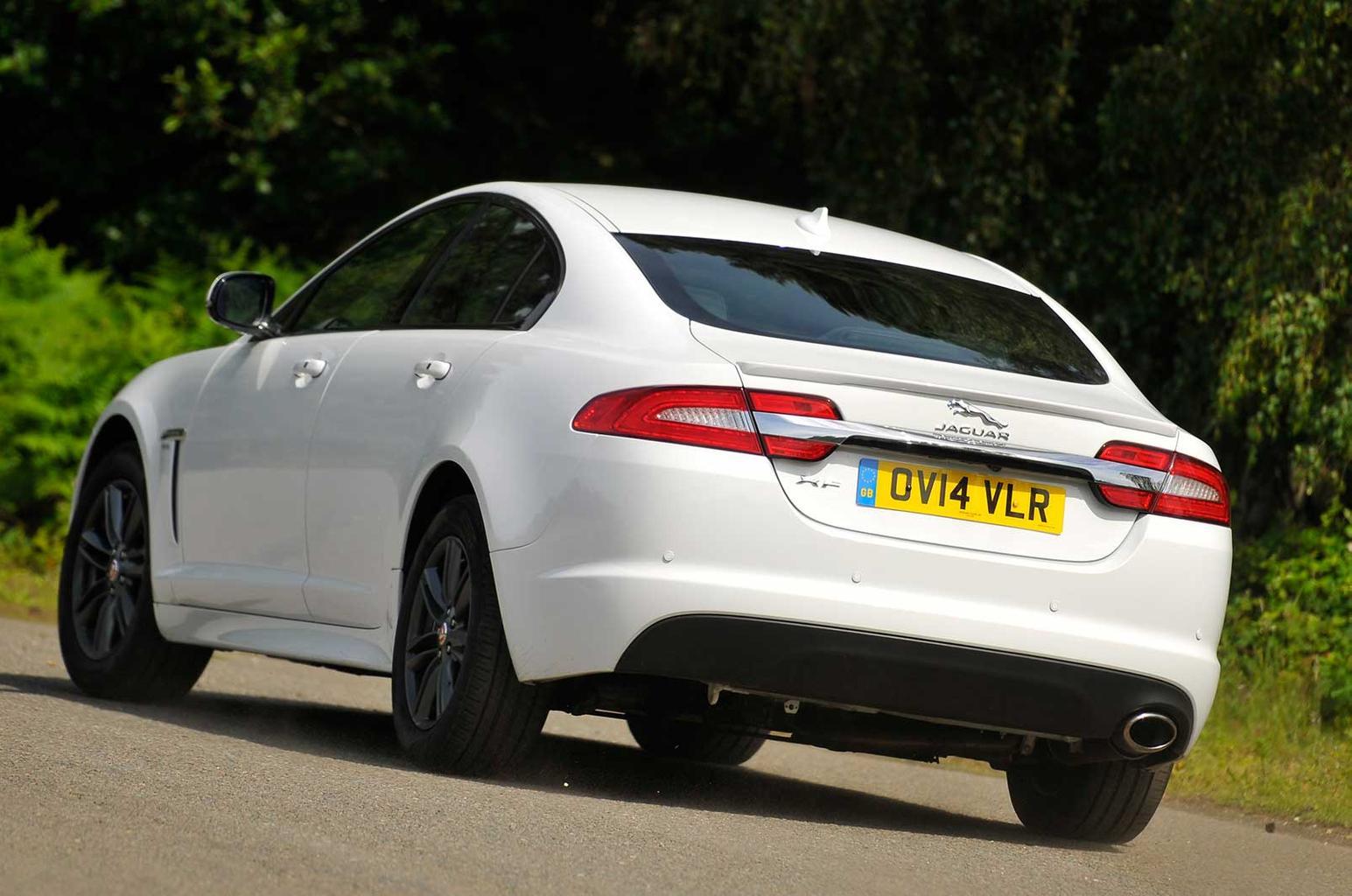 Used car of the week: Jaguar XF