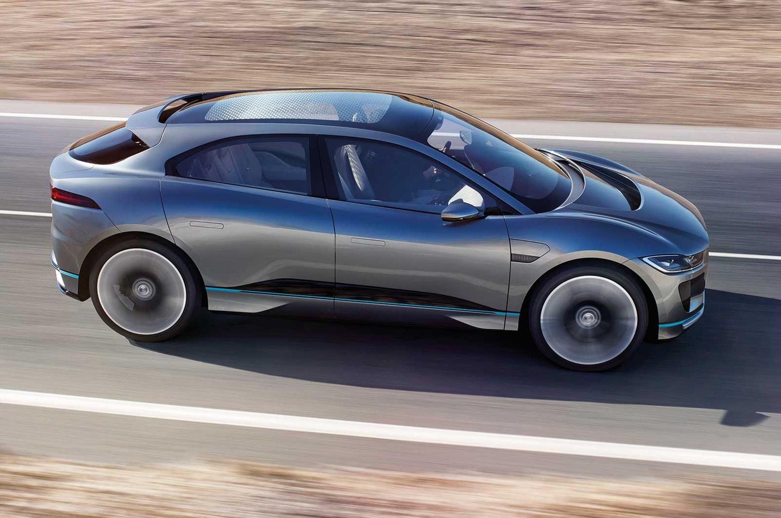 2018 Jaguar I-Pace – price, specs and release date