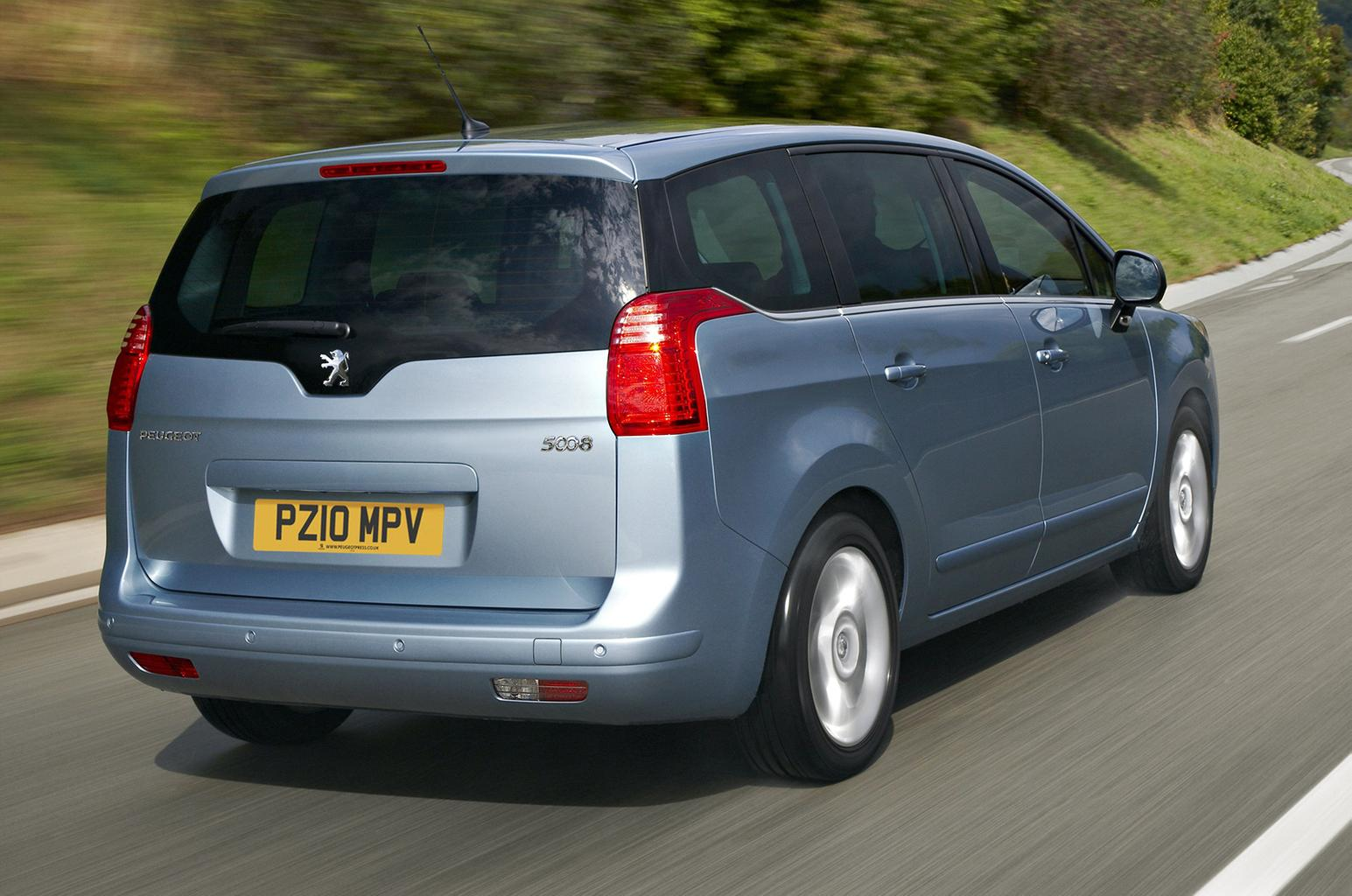 Used car of the week: Peugeot 5008