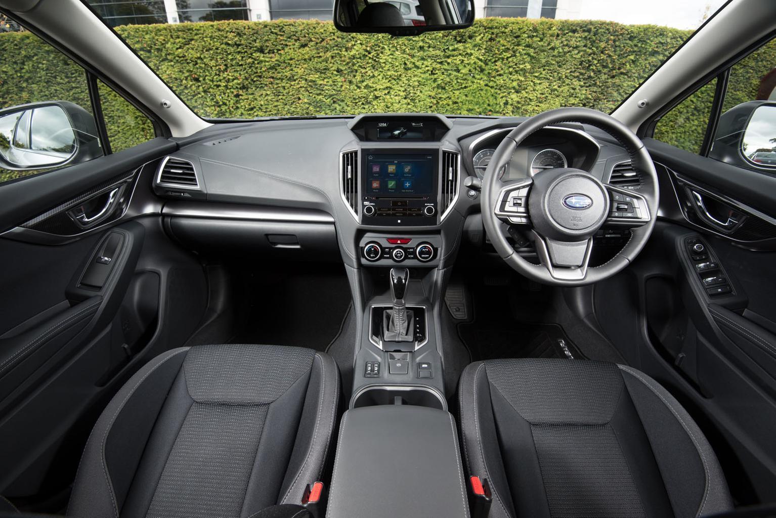2018 Subaru Impreza review - price, specs and release date