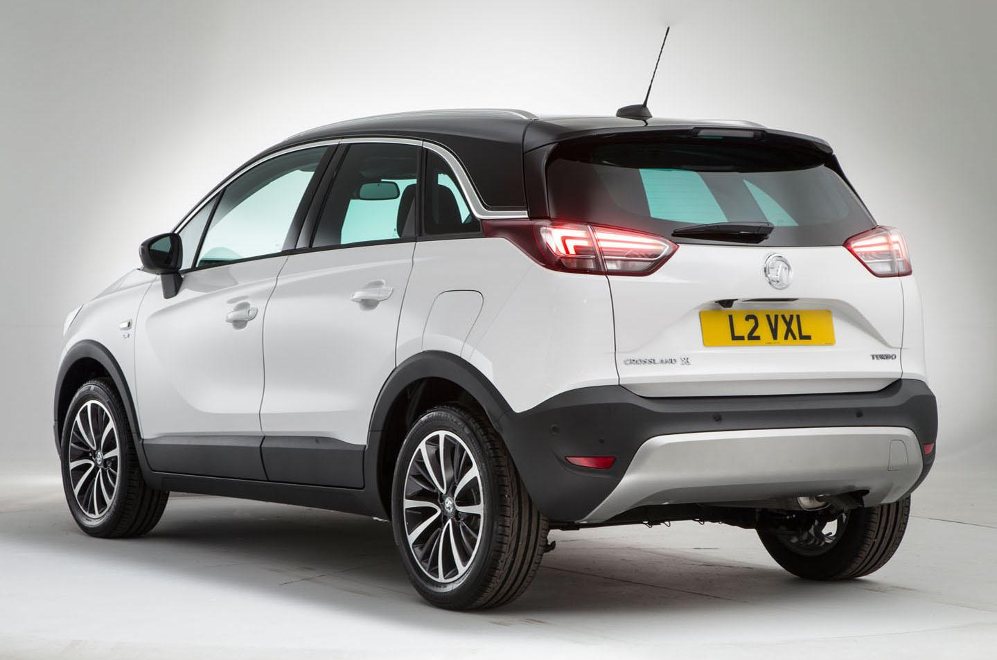 2017 Vauxhall Crossland X – everything you need to know, plus video