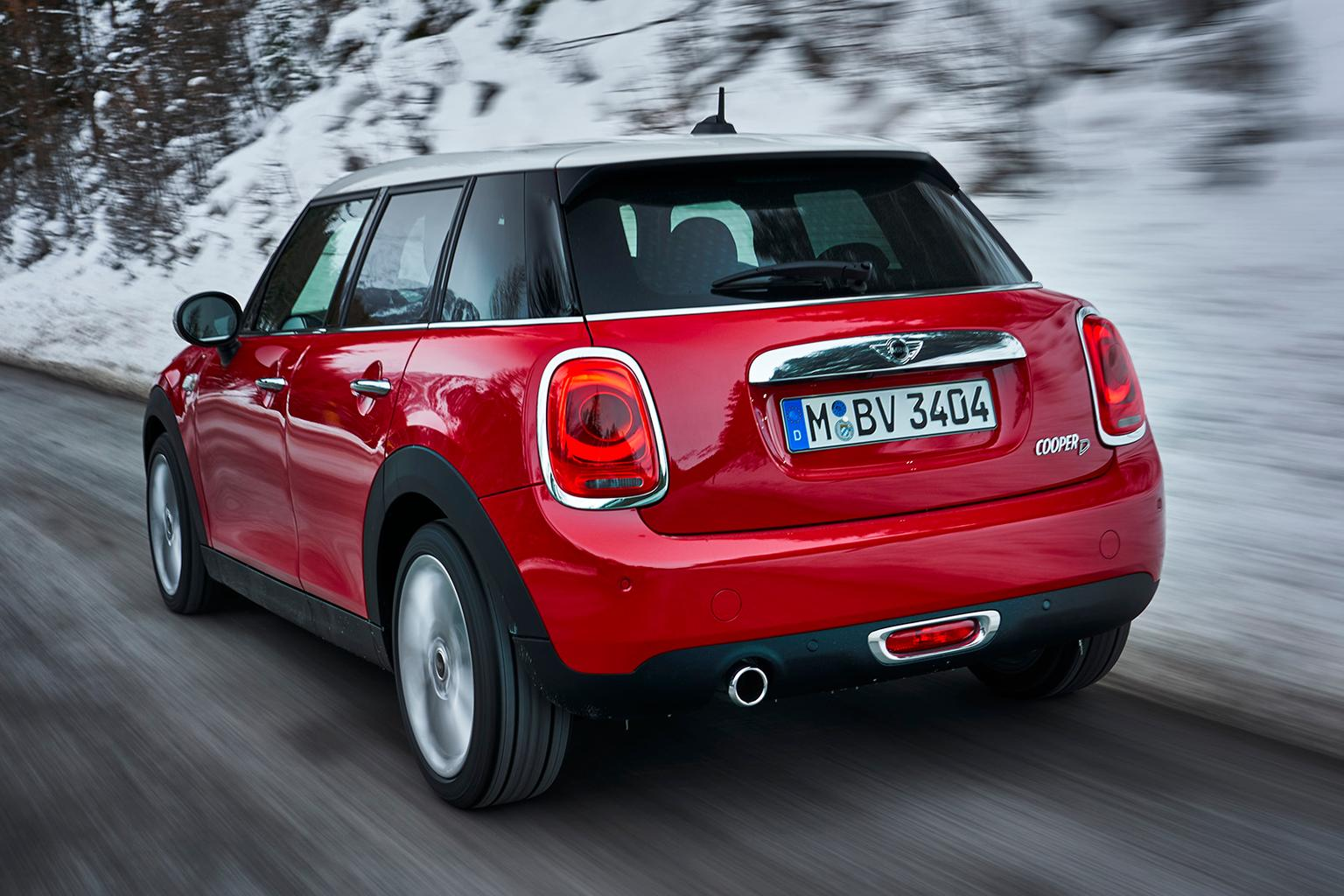 2018 Mini Hatch 5dr DCT review - price, specs and release date