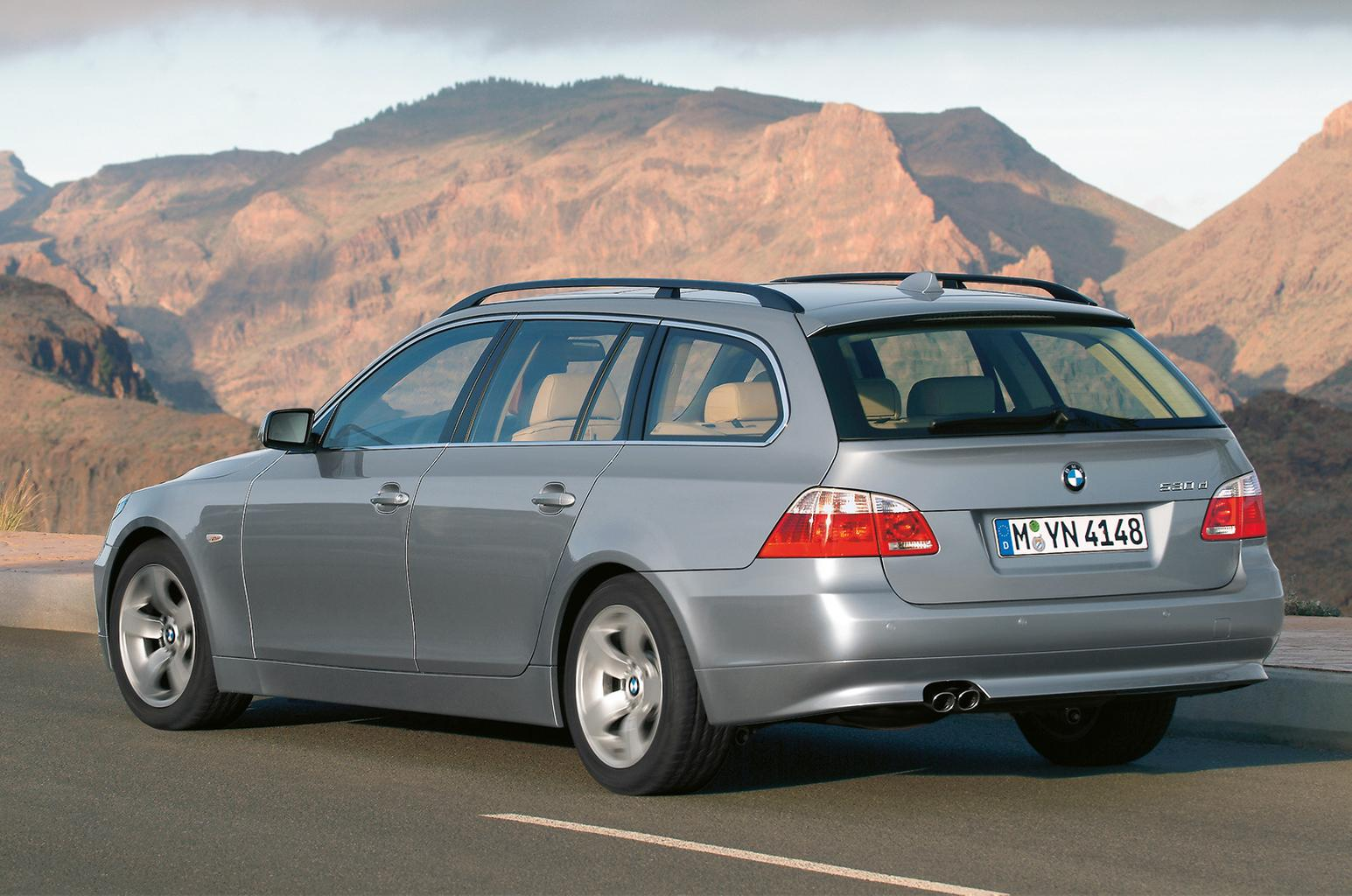 Used car of the week: BMW 5 Series Touring