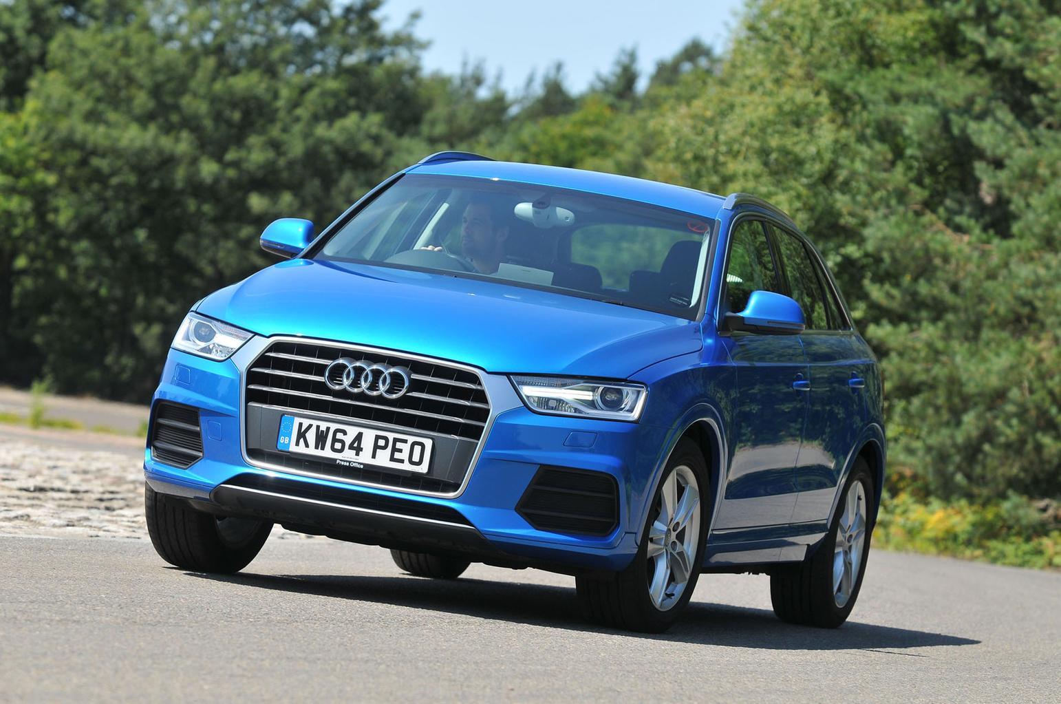 5 reasons to buy an Audi Q3