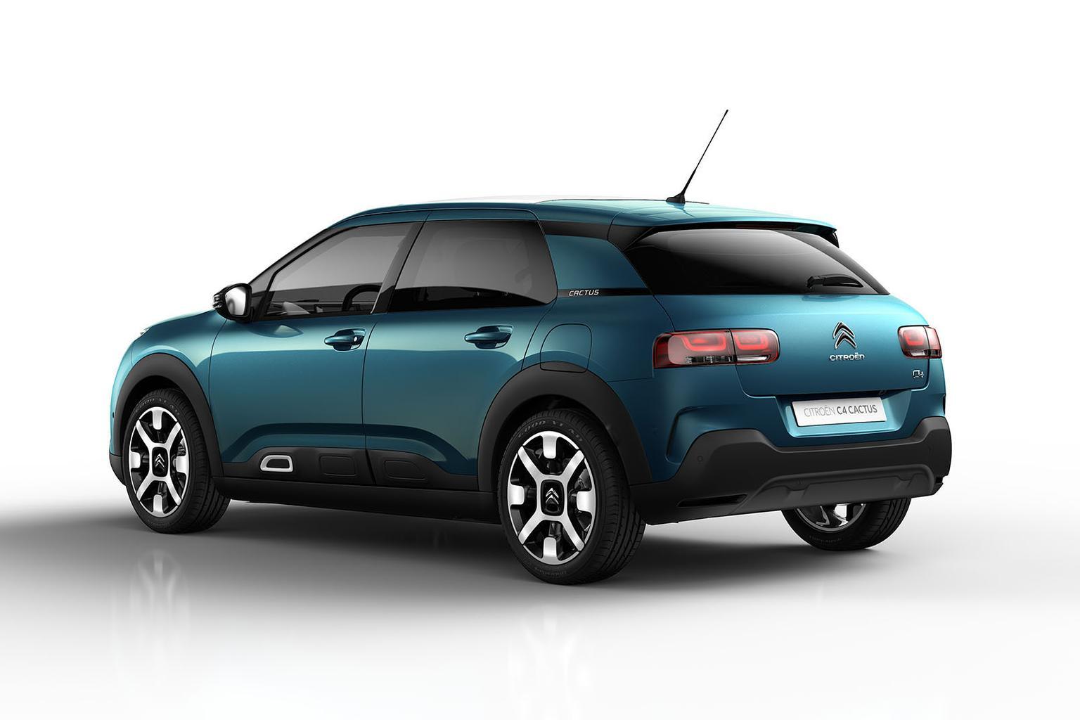 2018 Citroen C4 Cactus –price, specs and release date