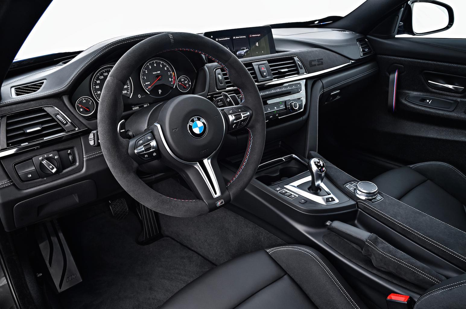 BMW M4 CS review 2017
