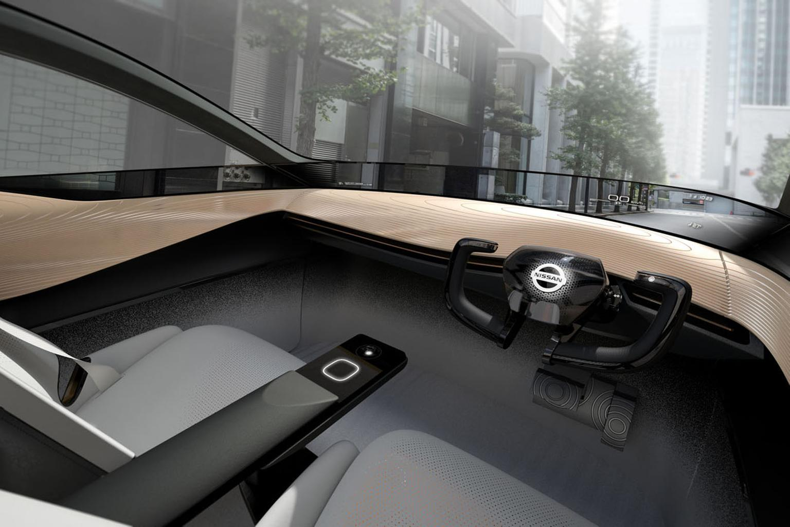 Nissan IMx concept previews future electric SUV