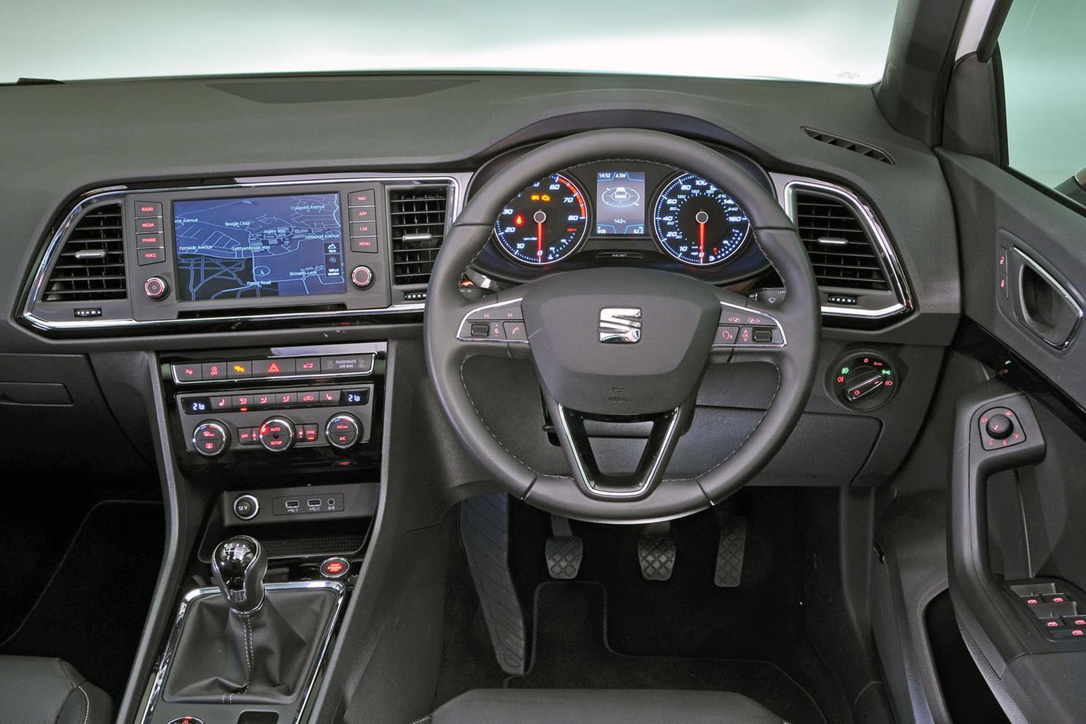 Audi Q2 vs DS 4 Crossback vs Seat Ateca
