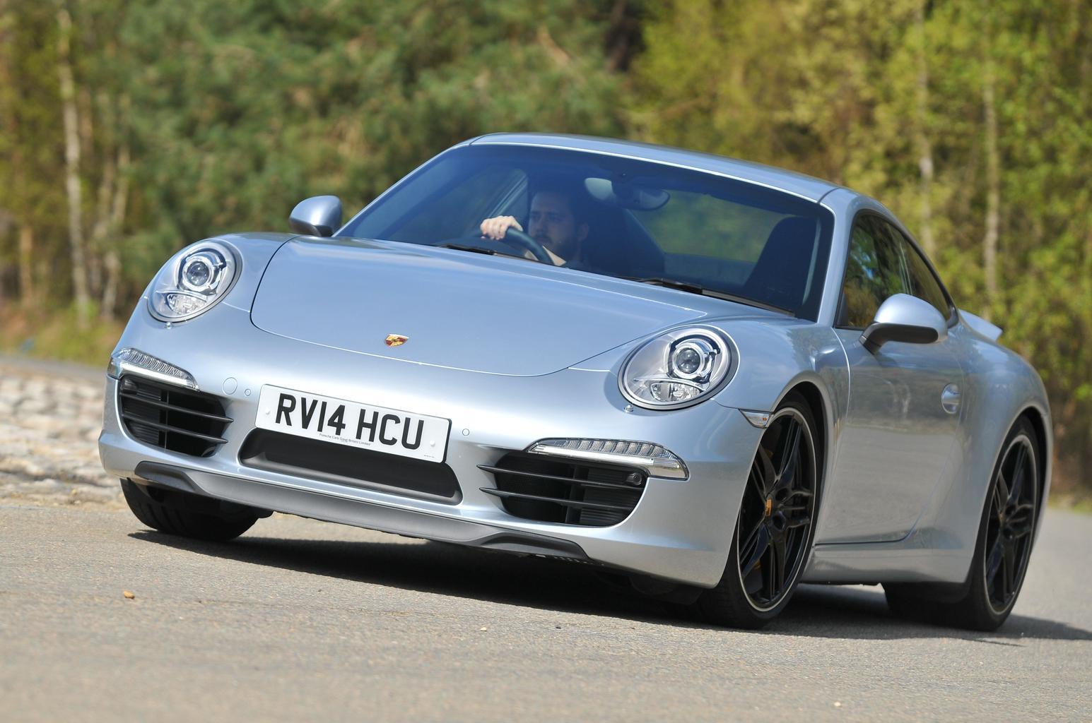 Used Porsche 911 vs Jaguar F-Type Coupe