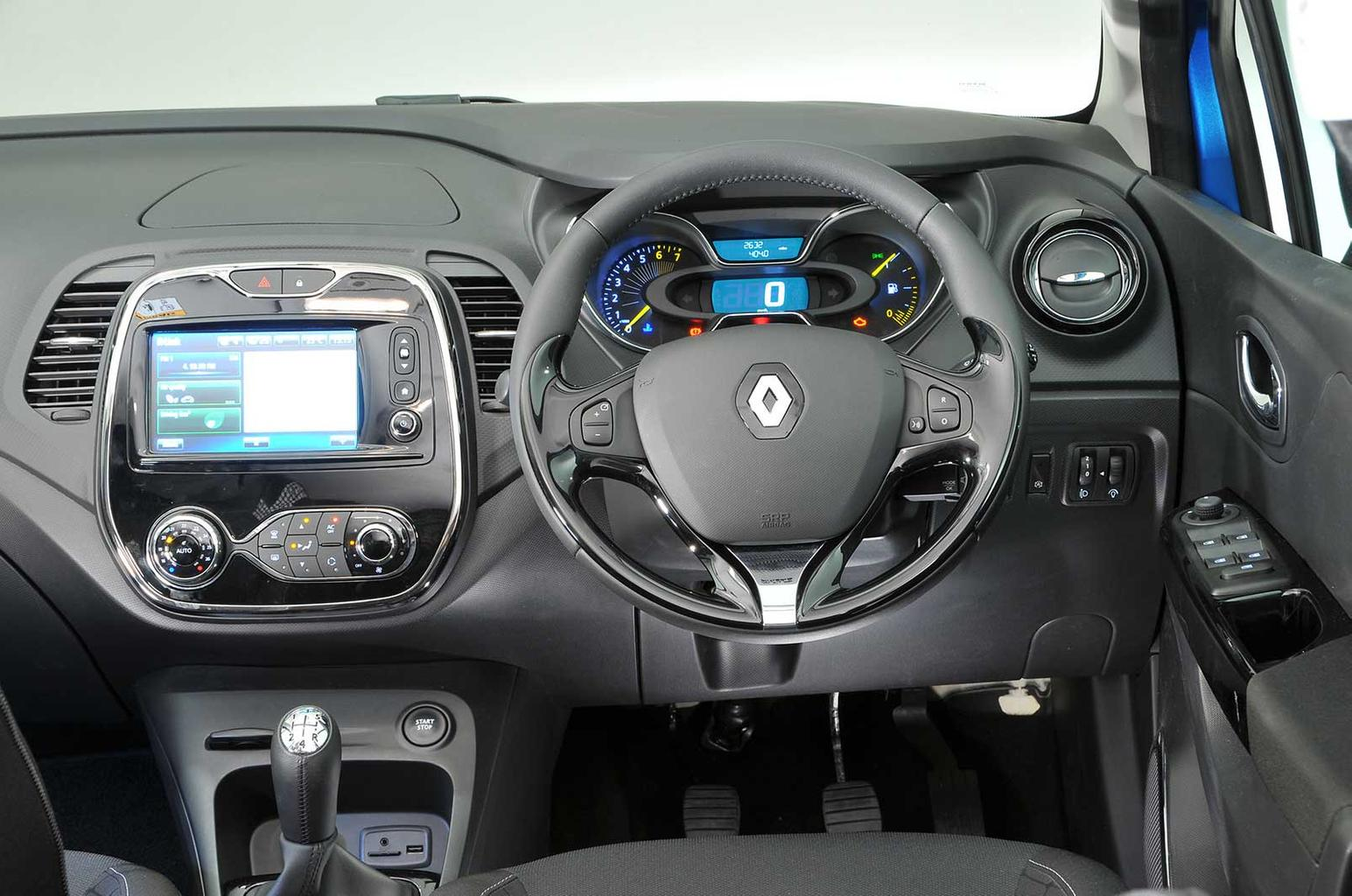 New car deal of the day: Renault Captur