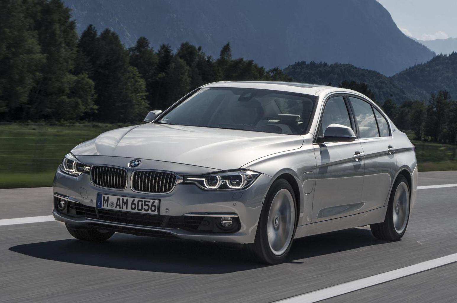 Best hybrid executive cars
