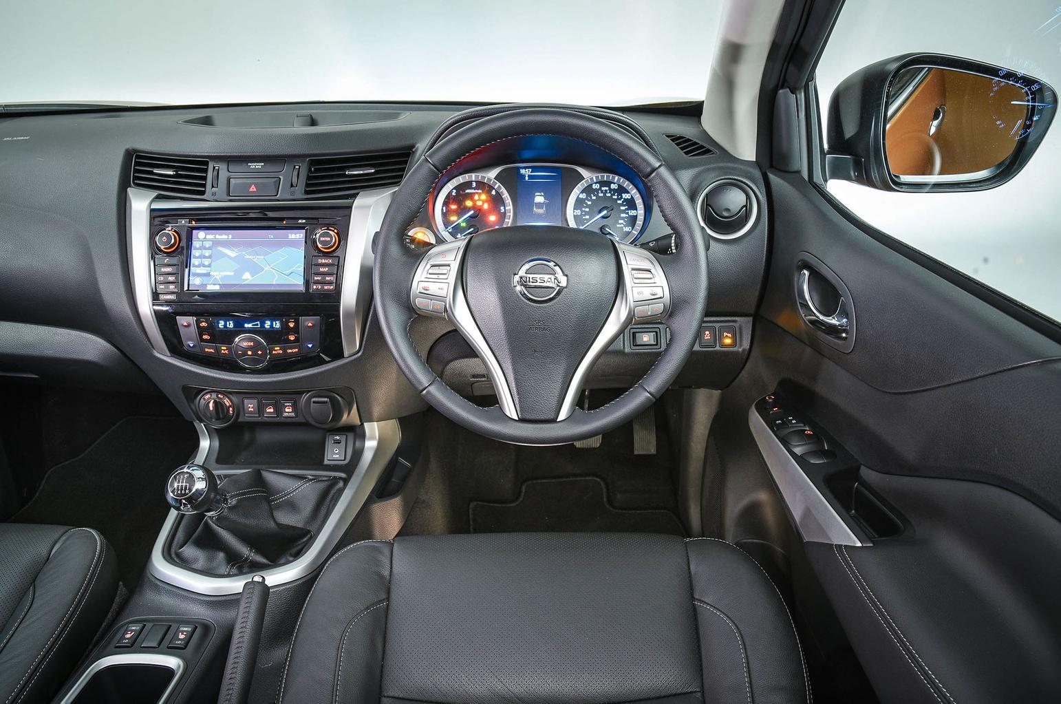 Mitsubishi L200 vs Nissan Navara